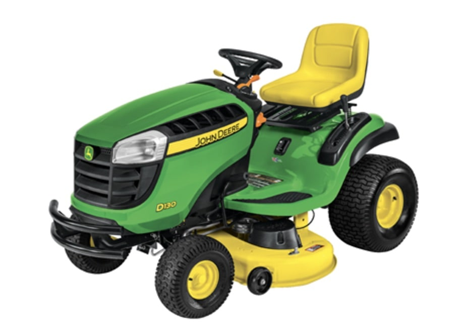 Riding Lawn Mowers