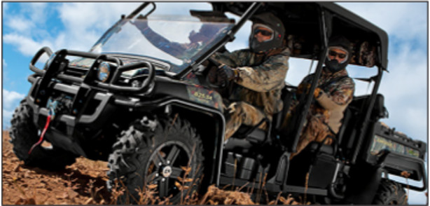"""Ends April 30th"" Specials on Gator Utility Vehicles"