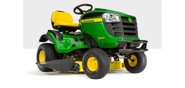 "The NEW Sport S240 is HERE!  ""Deere Season Special""  ONLY $2,499.00!!"