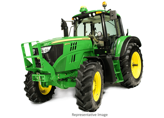 Tractors: 90 HP or Greater