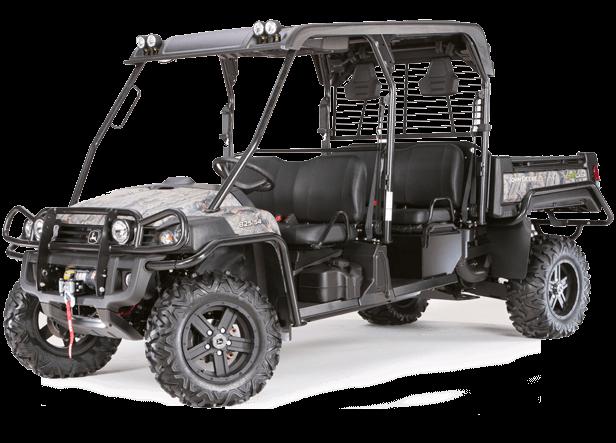 XUV 825i S4  New Side by Side Gator UTV  Sunshine Quality Solutions