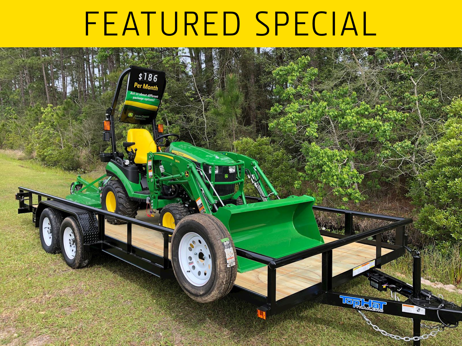 1025R Tractor Package