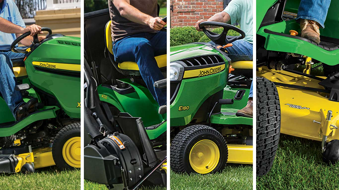 How to Pick the Best Riding Lawn Mower