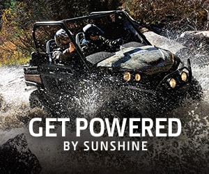 Sunshine Attends Louisiana Sportsman Show with New John Deere Equipment Displays, Exclusive Show Coupons