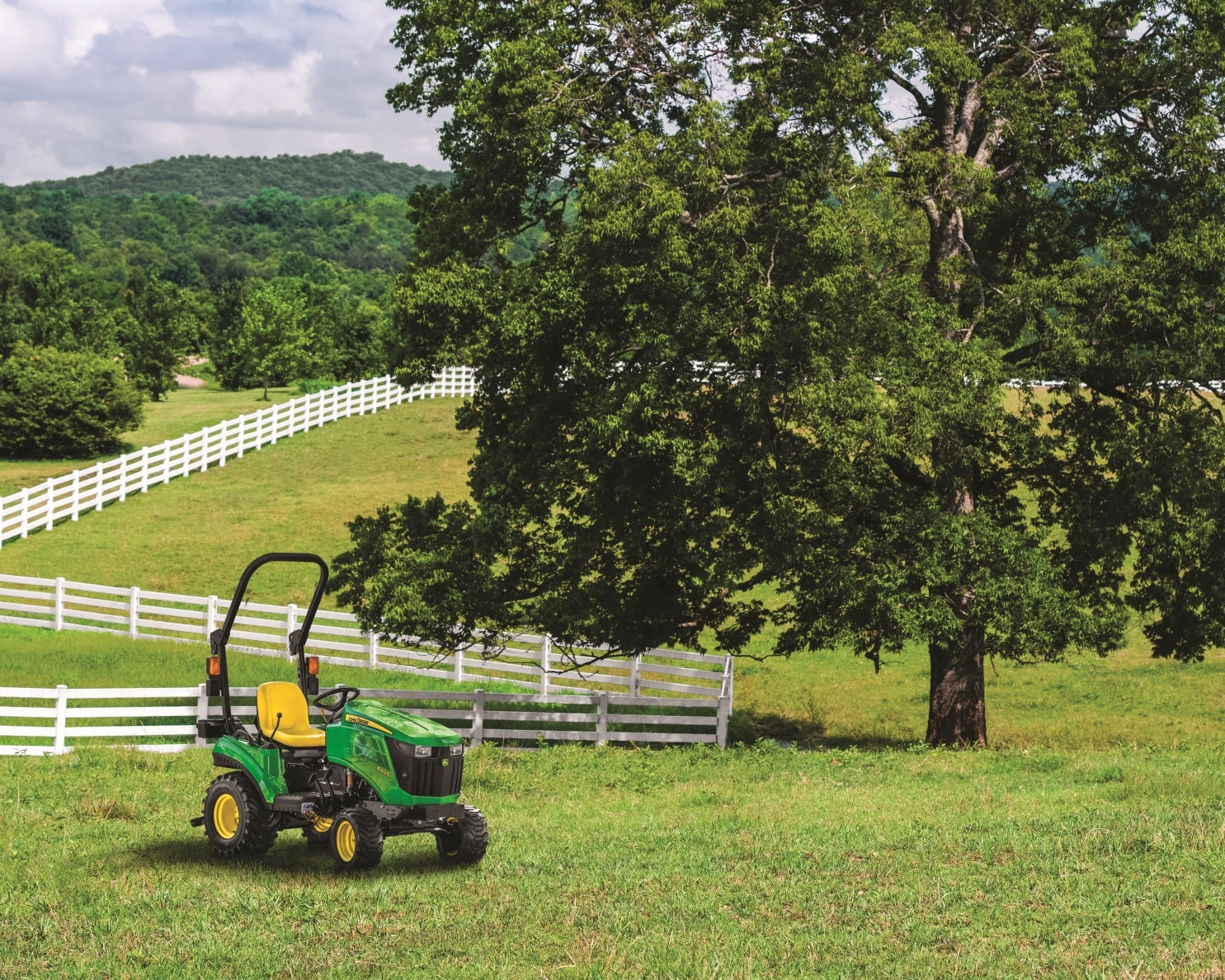 Five Common Myths About Buying a Used Compact Utility Tractor