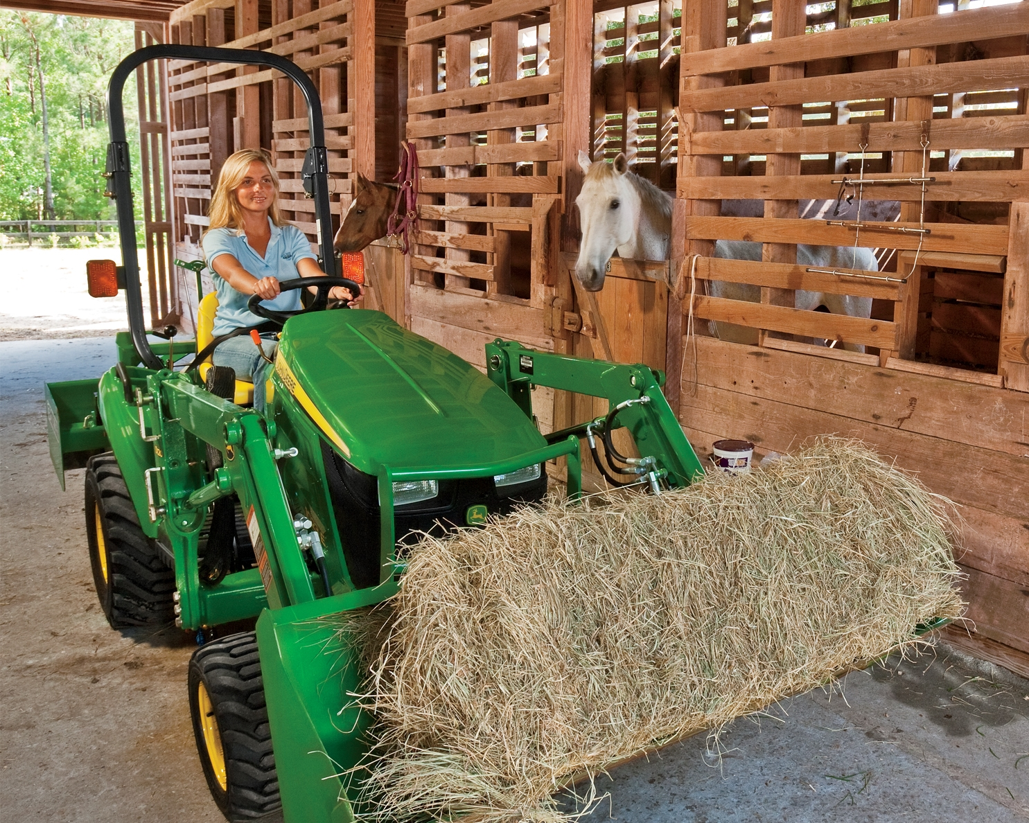 What can\'t you do with a 20–25-horsepower tractor?? - Sunshine ...