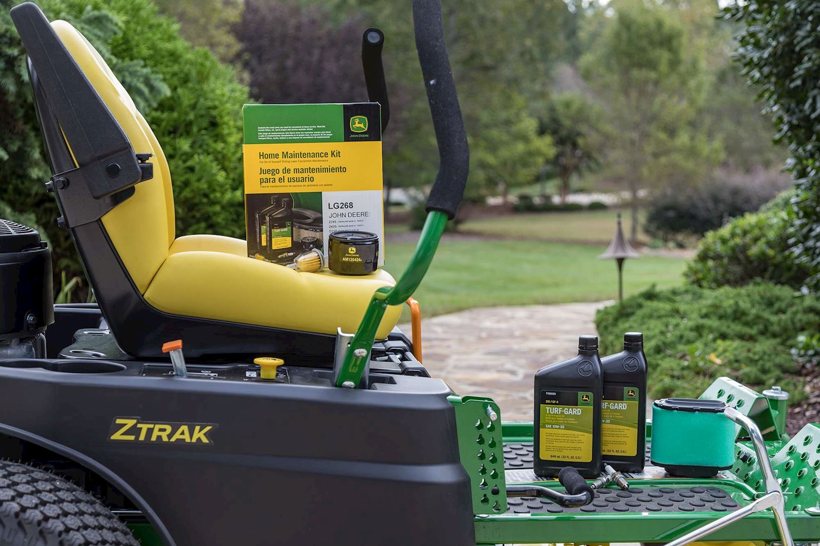 7 Tips for Prepping Your Lawn Mower for Spring-time Work